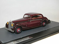 Matrix Scale Models,1935 Hispano-Suiza K6 Coach Mouette by Henri Chapron, 1/43