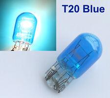 2x W21/5W 7443 T20 580 Standlicht Tagfahrlicht Lampe Blinker Rücklicht Blau 12V