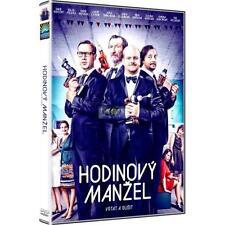 Hodinovy manzel (Husband to Rent) DVD box Czech family comedy 2014
