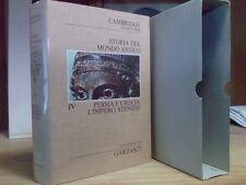 Storia del Mondo Antico - PERSIA E GRECIA / L' IMPERO ATENIESE - 1°ed. 1977