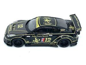 1:64 scale Diecast TSM Model Nissan GT-R R35 Mini GT Model with full JPS Logos