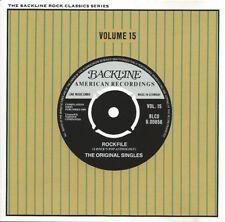 Rockfile 15 Marty Robbins Brook Benton Johnnie Ray Ernie Maresca Lesley Gore