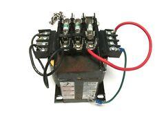 Square D Control Transformer 75 Kva 600v 30a Cat 9070tf750d1 Wo 93