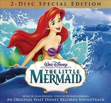 The Little Mermaid Soundtrack 2CD Special Edition Sealed