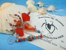 TreasuresbyTiziana® Halloween Beaded OOAK Butterfly Dragonfly Fairy Wings Bug