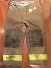 Globe Firefighter Bunker Turnout Pants Vintage 38x28 1989 Halloween Costume