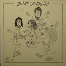 The WHO – By Numbers HOLLAND #'ED LP