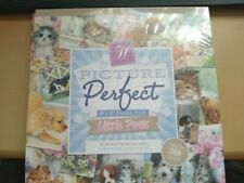 """A BNIP picture perfect 8"""" x 8""""little paws pad contains 308 images"""