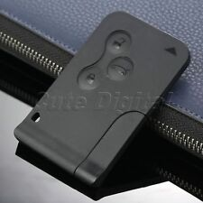 Keyless Entry 3 Buttons Key Case Fob Shell for Renault Megane Scenic Scenic II