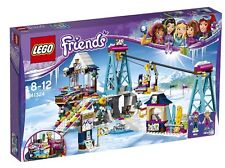 LEGO Friends 41324: Snow Resort Ski Lift - Brand New