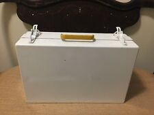 Steel White Tool Storage Box for Military Navy Naval Ship