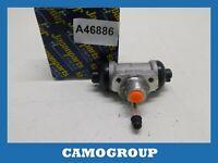 Cylinder Rear Brake Rear Wheel Cylinder JAPANPARTS Pathfinder 040471