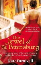 The Jewel Of St Petersburg (Russian Concubine), Furnivall, Kate, Very Good Book