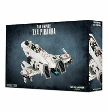 Warhammer 40k - Tau Empire TX4 Piranha - NEW Sealed - Free SHIPPING