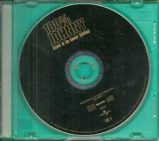 CD1 UNIQUEMENT ( SANS BOITE ET SANS JAQUETTE ) JOHNNY HALLYDAY A LA TOUR EIFFEL