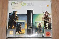 Console Xbox 360 120 Go en boite pack Halo 3 et Fable 2 BE