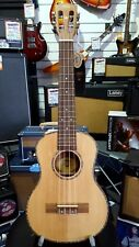 1880 Ukulele Co. 200 Series Solid Spruce Top Tenor Ukulele with Aquila Strings