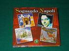 "Cofanetto ""Sognando Napoli"" - Vol. 3 - (4-Cd) Artisti Vari Napoletani"
