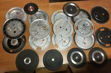 Vintage Turntable Platters & Mats Pioneer AKAI Dual JVC etc
