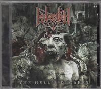 REBAELLIUN - the hell's decrees CD