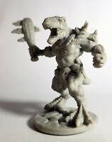 1x BLACKTOOTH SAVAGE - BONES REAPER figurine miniature rpg jdr lost valley 44063
