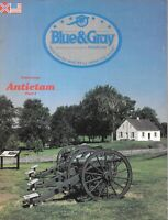 Blue & Gray Aug.85, Antietam Creek U.S. Allegheny Arsenal Civil War Dunker
