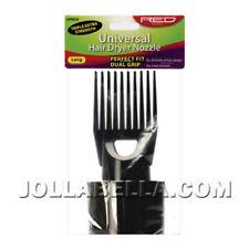 Red Kiss Universal Hair Dryer Attachment Nozzle Brush Comb Pik Long #UPIK02