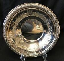 """Gorham Sterling Silver King Edward 9 3/4"""" Round Vegetable Bowl #376 .38kg"""