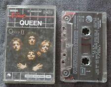 Cassettes audio queen pop