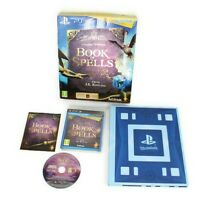 PS3 Book of Spells Harry Potter Wonderbook Game & Book only