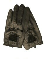 MEN'S SOFT LAMBSKIN  LEATHER DRIVING GLOVES  (Ethiopian Leather)
