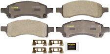 Disc Brake Pad Set-Total Solution Ceramic Brake Pads Front Monroe CX1169