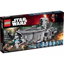 "LEGO 75103 Star Wars ""First Order Transporter"" Building Set  NEW FACTORY SEALED"