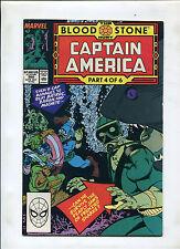 CAPTAIN AMERICA #360 (7.5) 1ST APPEARANCE OF CROSSBONES. CIVIL WAR MOVIE!