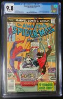 Amazing Spider-Man #162 Marvel Comic CGC 9.8 White Pages 1st Jigsaw App (7002)