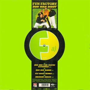 "2nd Hand Vinyl - 12"" - Fun Factory – Doh Wah Diddy"
