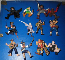 Lot of 12 Toys Toy Action Figures Figure Misc. Assorted