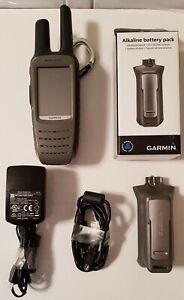 Garmin RINO 655T Handheld GPS Navigator Positioning Instrument Intercom