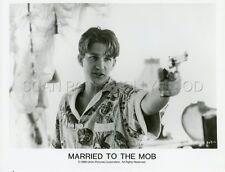 MATTHEW MODINE MARRIED TO THE MOB 1988 VINTAGE PHOTO ORIGINAL