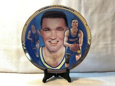 Chris Mullin Sports Impressions Gold Edition Superstar 10.5 Collector Plate #275