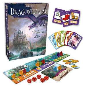 Dragonrealm - a game of goblins and gold! Game full of adventures