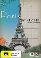 Paris Revealed NEW R4 DVD