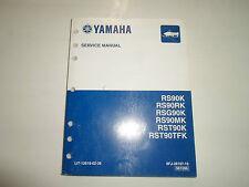 2005 Yamaha RS90K RS90RK RSG90K RS90MK RST90K RST90TFK Service Manual OEM 05