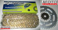 KIT TRASMISSIONE CATENA KTM 990 SM SUPERMOTO '07-'10 ORO 525 X-RING OGNIBENE