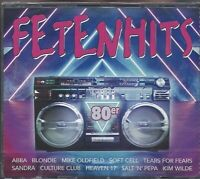 FETENHITS 80ER * NEW 3CD COMPILATION 2019 * VARIOUS ARTISTS * NEU *
