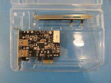 StarTech PEXUSB3S2 2-Port 3.0 USB SATA Adapter Card PCIe