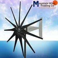 Freedom II 24/48 Volt 2000 Watt Max 11 Blade Wind Turbine Generator