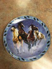 Diana Beach The Four Winds Porcelain Plate