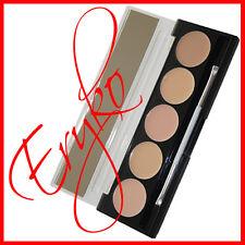 W7 Camouflage Kit Concealer Palette Abdeckcreme 5 verschiedenen Hautfarbtönen