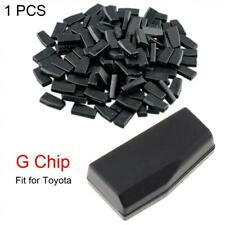 Blank G Carbon Chip Car Key Transponder Chip Replacement Fit for Toyota Cars SUV